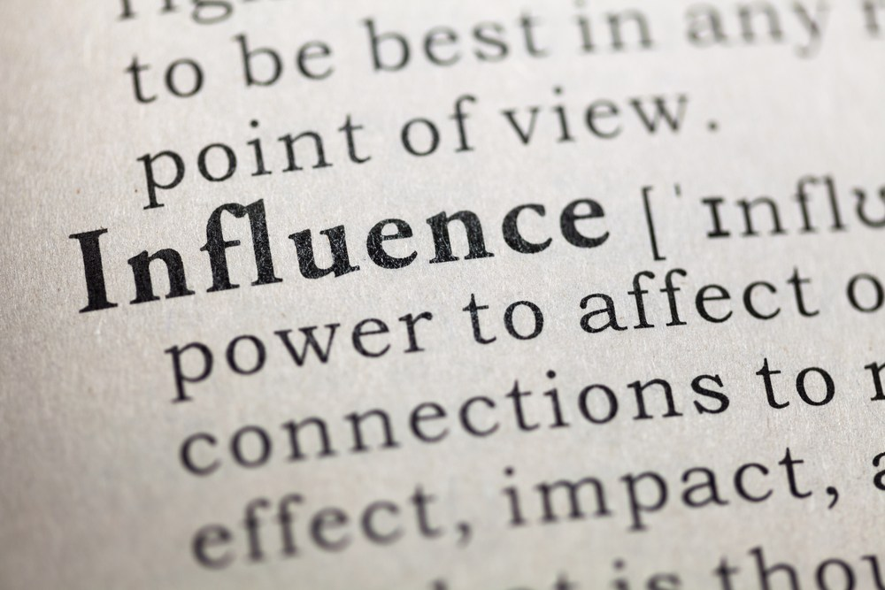 leader with influence