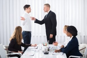 effectively address conflict